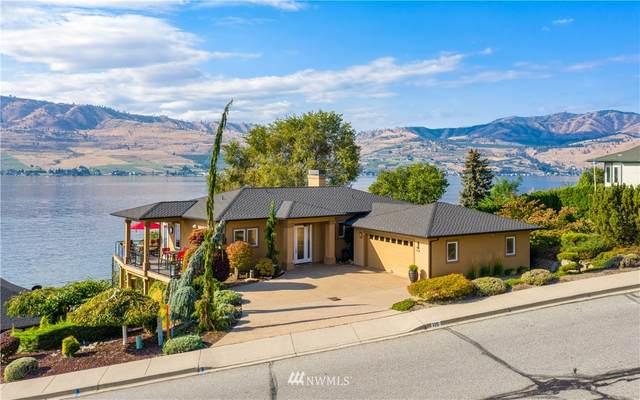 115 Crystal Drive, Chelan, WA 98816 (#1661691) :: Better Properties Lacey