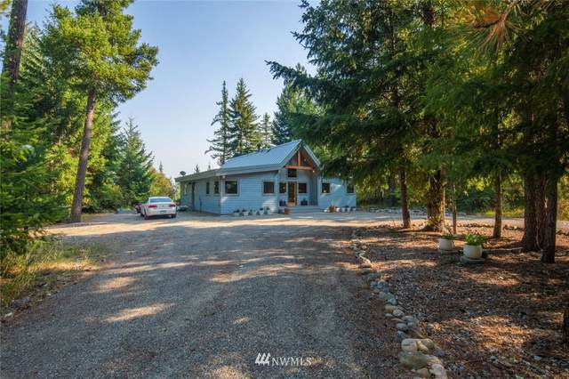 12 Banti Creek Road, Cle Elum, WA 98922 (#1661772) :: Ben Kinney Real Estate Team