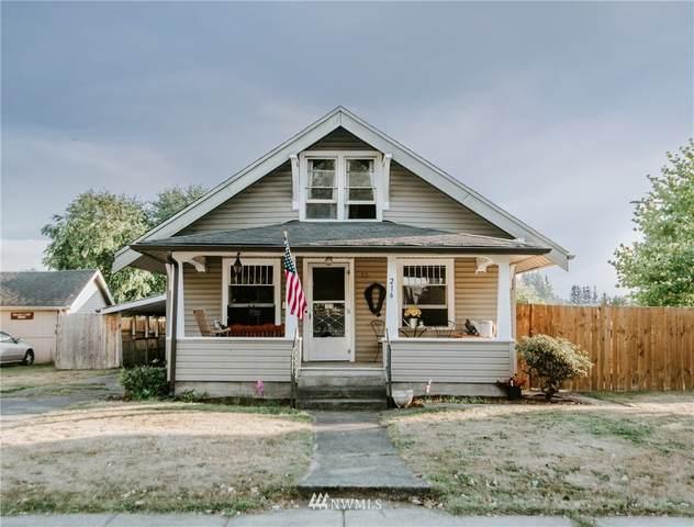 216 W Chestnut Street, Centralia, WA 98531 (#1661780) :: Pacific Partners @ Greene Realty