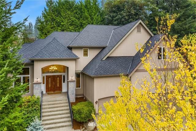 16461 SE 56th Place, Bellevue, WA 98006 (#1661786) :: McAuley Homes