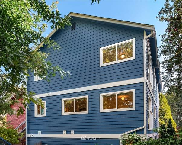 920 SW Holden Street A, Seattle, WA 98106 (#1661797) :: Ben Kinney Real Estate Team