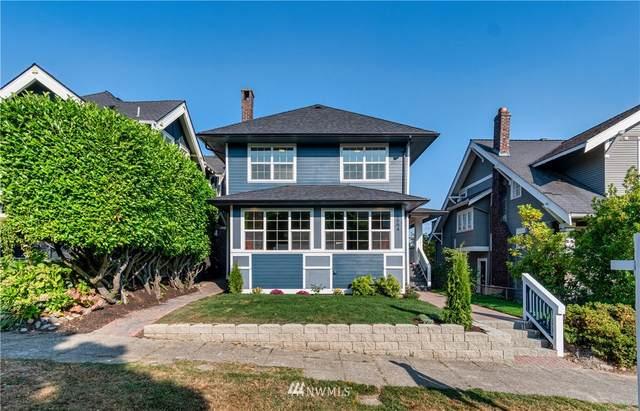 2004 33rd Avenue S, Seattle, WA 98144 (#1661807) :: Pacific Partners @ Greene Realty