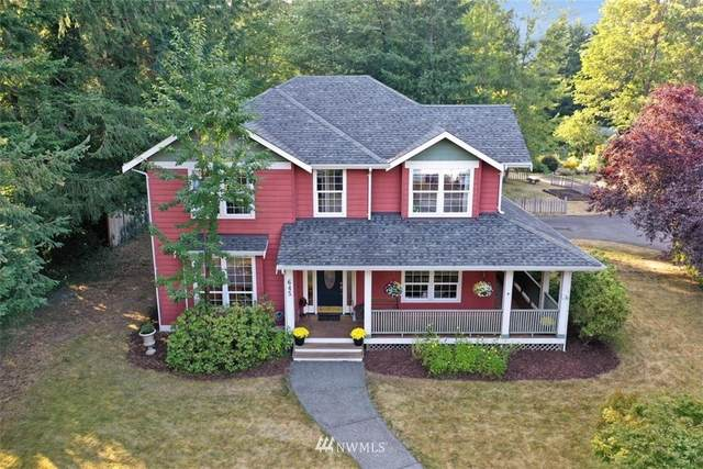 645 Meadow Drive SE, North Bend, WA 98045 (#1661855) :: Better Homes and Gardens Real Estate McKenzie Group