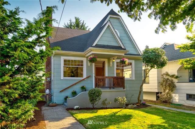 121 NE 53rd Street, Seattle, WA 98105 (#1661858) :: NextHome South Sound
