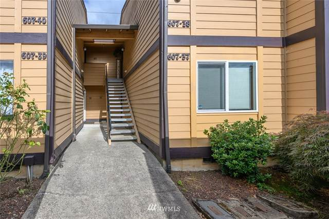 607 SE 121st Avenue #39, Vancouver, WA 98683 (#1661915) :: Pacific Partners @ Greene Realty