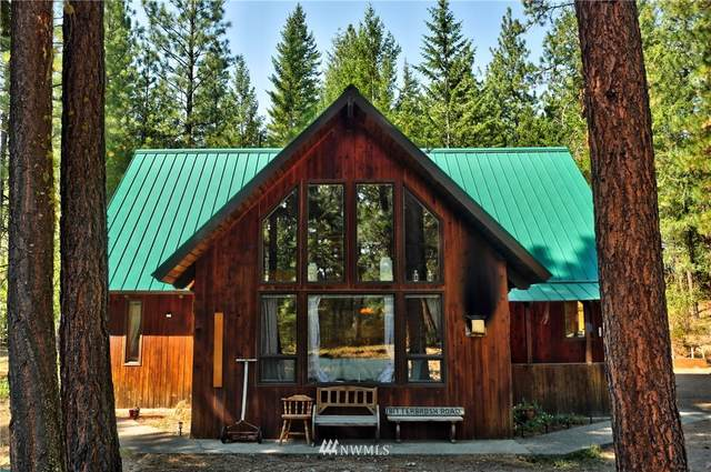 6 Bitterbrush, Winthrop, WA 98862 (#1661921) :: Pickett Street Properties