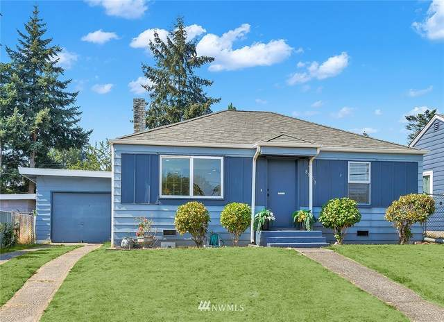 8153 27th Avenue SW, Seattle, WA 98126 (#1662047) :: Ben Kinney Real Estate Team