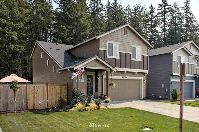 302 Thyme Avenue, Shelton, WA 98584 (#1662078) :: Pacific Partners @ Greene Realty