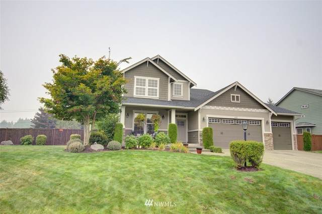 4132 90th Way SE, Olympia, WA 98501 (#1662086) :: Ben Kinney Real Estate Team