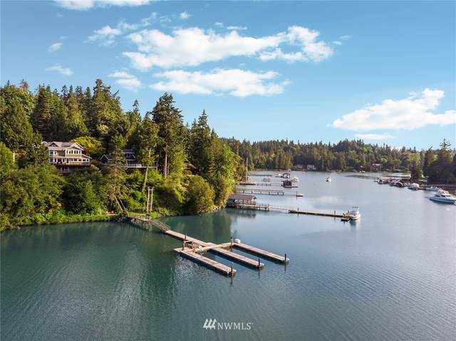 8150 NE Hidden Cove Road, Bainbridge Island, WA 98110 (#1662115) :: Capstone Ventures Inc