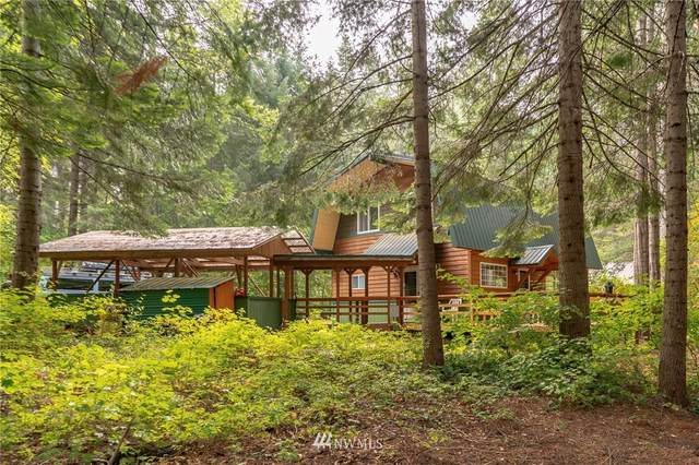 18698 Rieche Road, Leavenworth, WA 98826 (#1662154) :: Pacific Partners @ Greene Realty