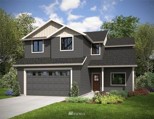 319 Briar Lane S Lot 1, Tenino, WA 98589 (#1662169) :: Pacific Partners @ Greene Realty