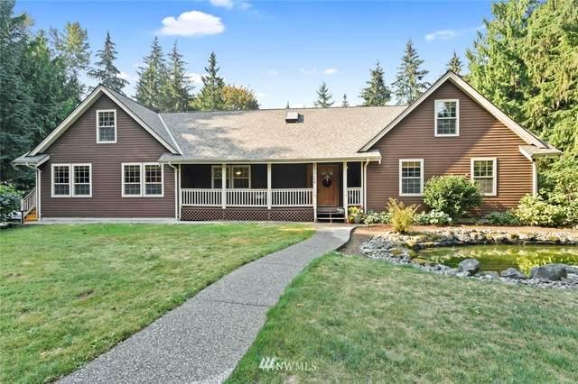 23920 141st Drive SE, Snohomish, WA 98296 (#1662235) :: Ben Kinney Real Estate Team