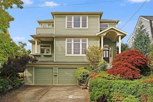 1615 4th Avenue N, Seattle, WA 98109 (#1662459) :: Pacific Partners @ Greene Realty