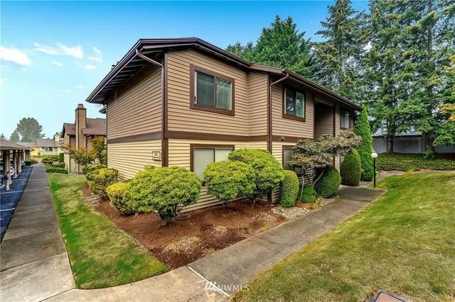 721 143rd Avenue NE 8B, Bellevue, WA 98007 (#1662532) :: Keller Williams Realty