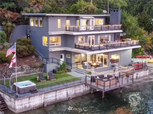 3394 Point White Drive NE, Bainbridge Island, WA 98110 (#1662565) :: Better Properties Lacey