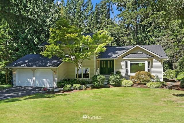 21818 SE 38TH Place, Sammamish, WA 98075 (#1662568) :: Ben Kinney Real Estate Team