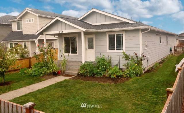 268 S Cottage Street, Buckley, WA 98321 (#1662621) :: NextHome South Sound