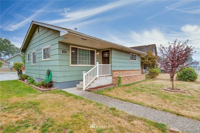 446 3rd Avenue SW, Castle Rock, WA 98611 (#1662733) :: NextHome South Sound