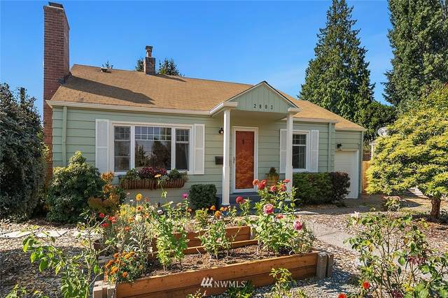 2803 35th Avenue W, Seattle, WA 98199 (#1662772) :: Pacific Partners @ Greene Realty