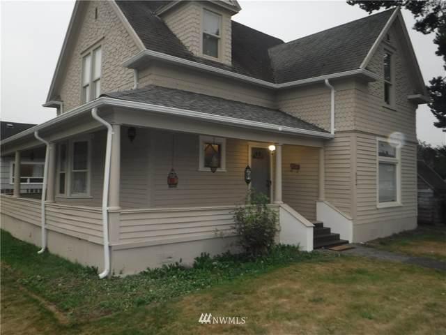 522 N Street, Hoquiam, WA 98550 (#1662815) :: Ben Kinney Real Estate Team