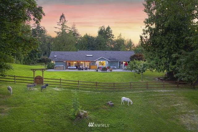 9403 NE Country Woods Lane, Kingston, WA 98346 (#1662828) :: Pacific Partners @ Greene Realty