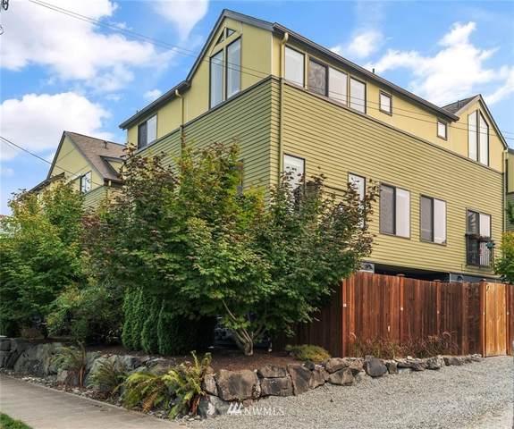 763 N 71st Street, Seattle, WA 98103 (#1662953) :: McAuley Homes