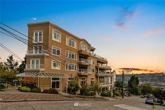 2100 Thorndyke Avenue W #201, Seattle, WA 98199 (#1662973) :: Engel & Völkers Federal Way