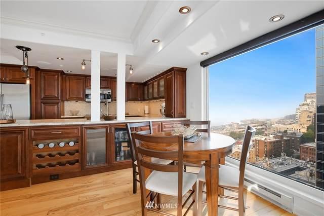 1415 2nd Avenue #2204, Seattle, WA 98101 (#1663008) :: McAuley Homes