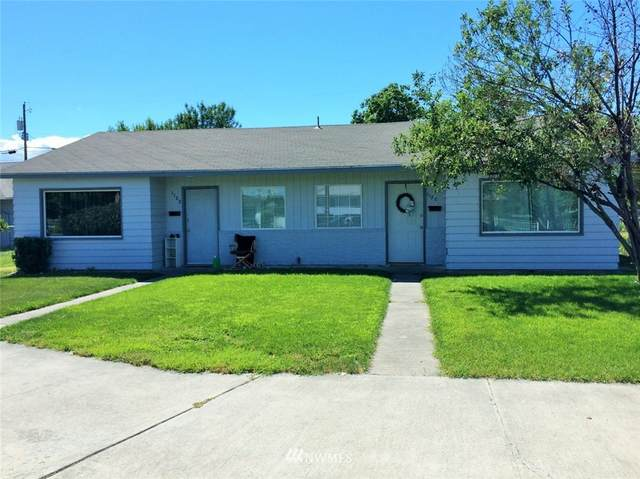 1120 W Lakeside Drive, Moses Lake, WA 98837 (#1663042) :: Engel & Völkers Federal Way