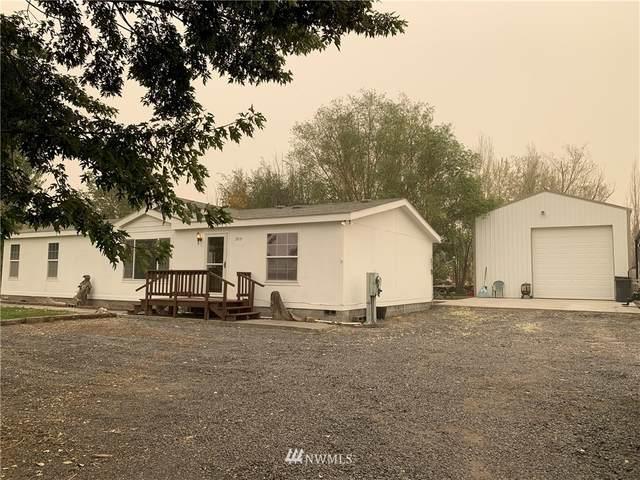 3915 Road E NE, Moses Lake, WA 98837 (#1663046) :: Ben Kinney Real Estate Team