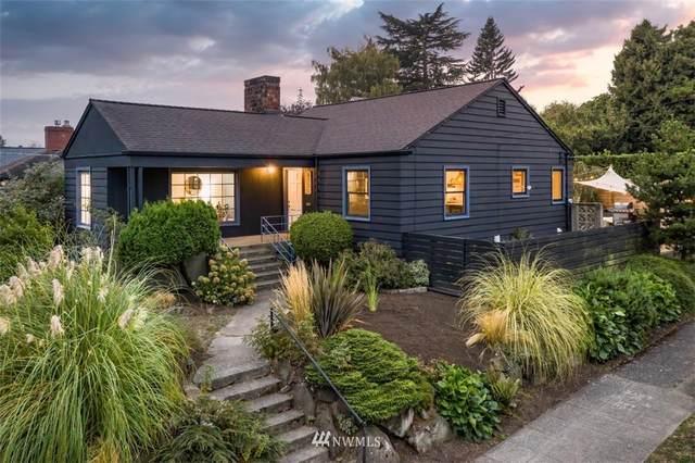 6735 32nd Avenue NW, Seattle, WA 98117 (#1663074) :: NextHome South Sound