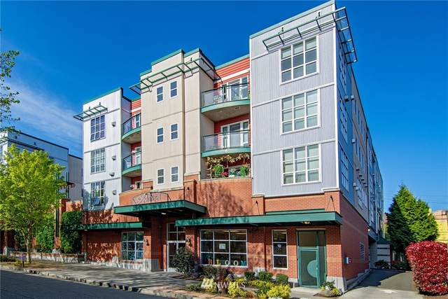 2331 42nd Avenue SW #212, Seattle, WA 98116 (#1663086) :: Tribeca NW Real Estate