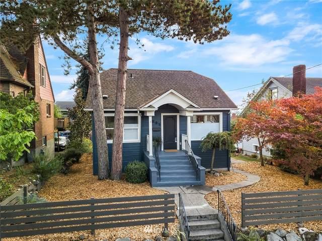 527 80th Street, Seattle, WA 98115 (#1663108) :: The Torset Group