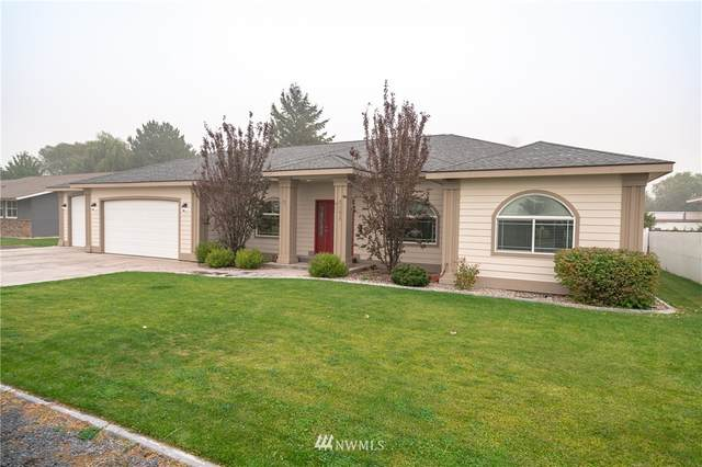 1615 Fairway Drive NE, Moses Lake, WA 98837 (#1663157) :: Northern Key Team