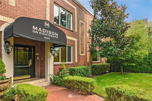 1640 18th Avenue #5, Seattle, WA 98122 (#1663161) :: McAuley Homes