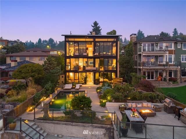 6775 Beach Drive SW, Seattle, WA 98136 (#1663172) :: Ben Kinney Real Estate Team