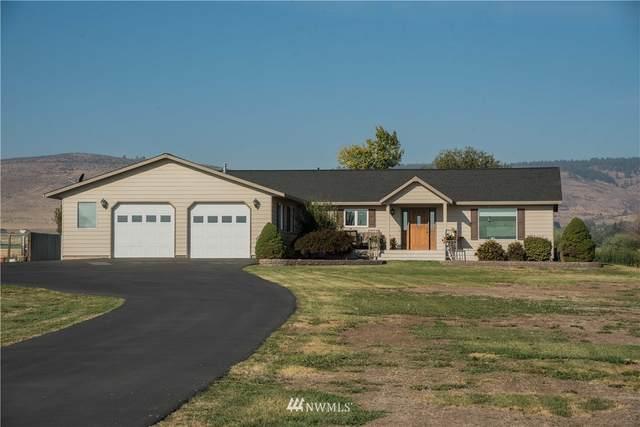 4701 Cove Road, Ellensburg, WA 98926 (MLS #1663182) :: Nick McLean Real Estate Group