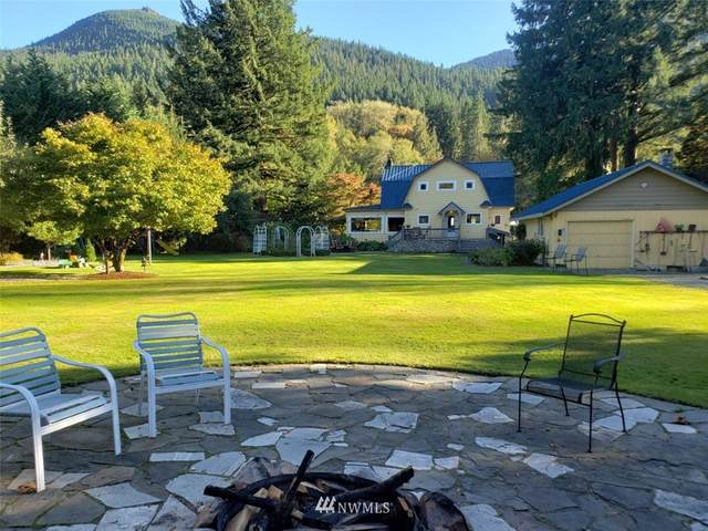 604 Old Cascade Highway E, Skykomish, WA 98288 (#1663208) :: Better Homes and Gardens Real Estate McKenzie Group