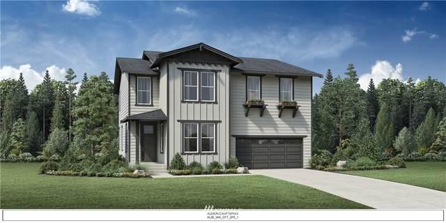 13551 185th (Lot 12) Drive SE, Monroe, WA 98272 (#1663219) :: Keller Williams Western Realty