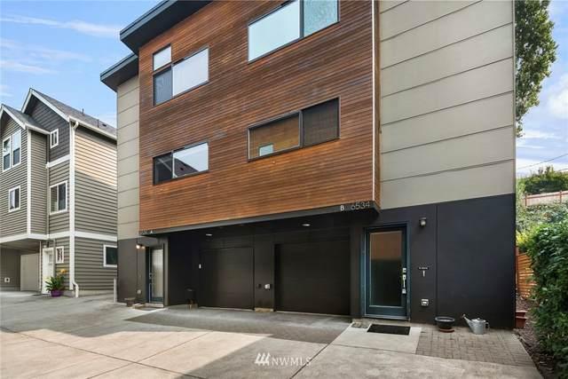 6534 42nd Avenue SW B, Seattle, WA 98136 (#1663220) :: Becky Barrick & Associates, Keller Williams Realty