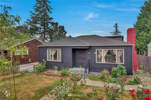 4706 S Dawson Street, Seattle, WA 98118 (#1663233) :: Better Properties Lacey
