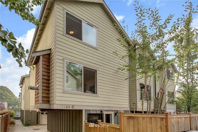 1122 92nd Street C, Seattle, WA 98103 (#1663242) :: Alchemy Real Estate