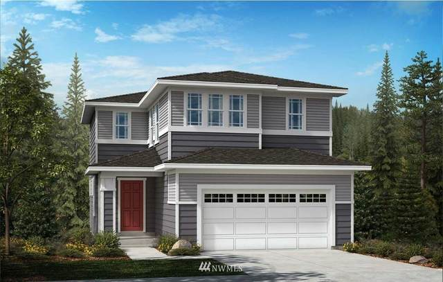17300 SE 254th Park SE #72, Covington, WA 98042 (#1663276) :: Pacific Partners @ Greene Realty