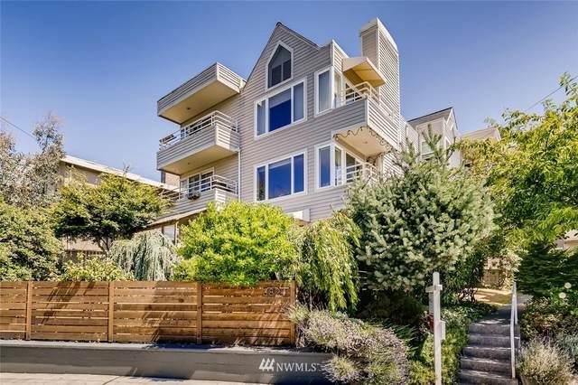 3824 Beach Drive SW #201, Seattle, WA 98116 (#1663277) :: Hauer Home Team