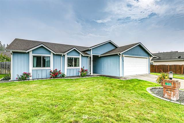 220 Independence Drive, Sequim, WA 98382 (#1663349) :: Hauer Home Team