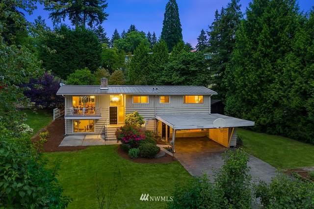 12106 SE 26th Street, Bellevue, WA 98005 (#1663358) :: Ben Kinney Real Estate Team