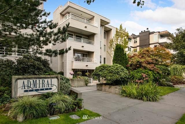 2125 California Avenue SW #301, Seattle, WA 98116 (#1663365) :: Keller Williams Western Realty
