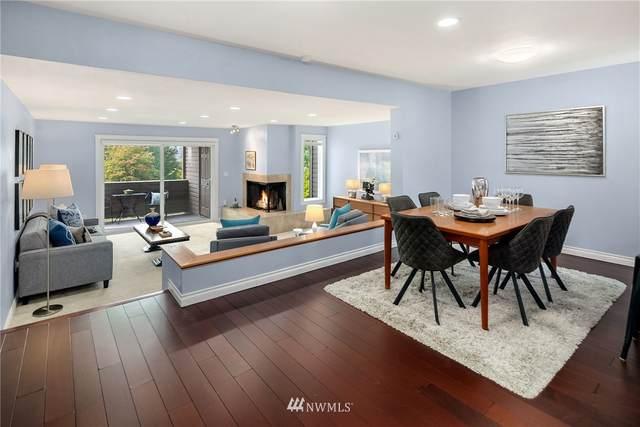 13601 NE 8th Street #201, Bellevue, WA 98005 (#1663385) :: Mike & Sandi Nelson Real Estate