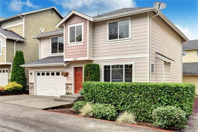 1723 98th Place SW #7, Everett, WA 98204 (#1663421) :: The Torset Group